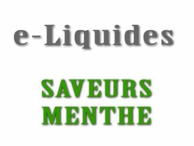 Saveur Menthe
